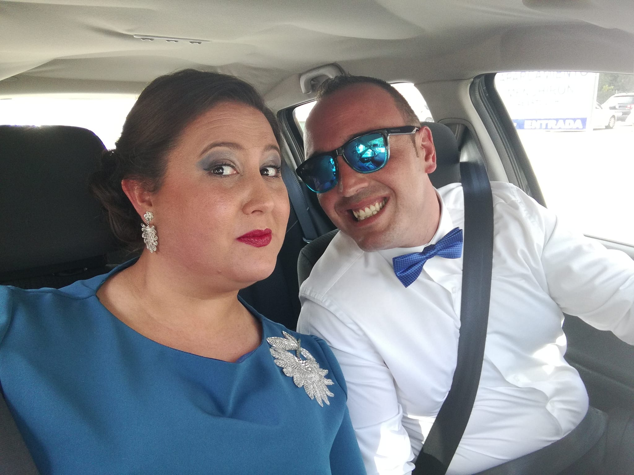 Tamara y Miguel Ángel - Lorca - Murcia